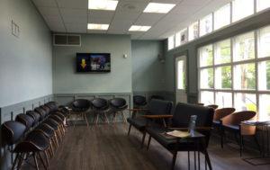 Waiting Area Dental Clinic Yonkers NY