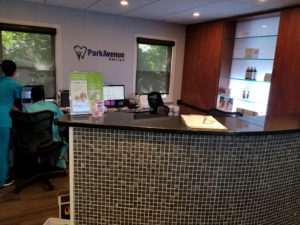 front desk Dental Clinic Yonkers Westchester NY